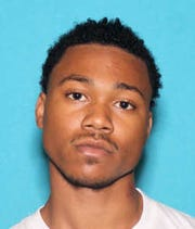 Police are seeking the public's help in capturing  Tyjon Hites, 20, of Detroit, charged in the May 29 killing of a 21-year-old Eastpointe man near a protest against police brutality in downtown Detroit.