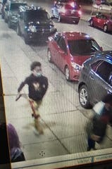 Detroit police released this photo of the suspect in the May 29 killing of a 21-year-old Eastpointe man, who was fatally gunned down near downtown protest.