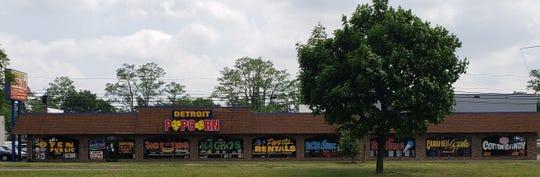 Detroit Popcorn Co. in Redford