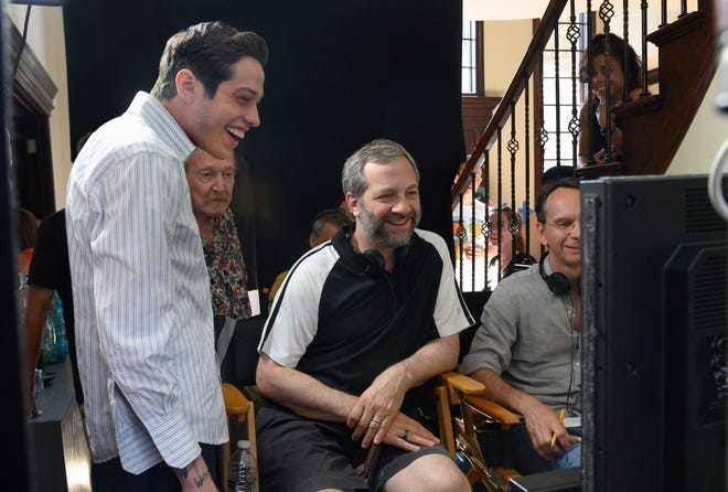 The King Of Comedy Judd Apatow On Pete Davidson Jackass And Finding Laughter In A Pandemic