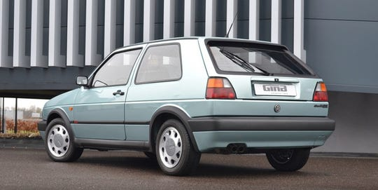 "With the Giugiaro-designed Rabbit, the first sporty ""hot-hatch"" was born."