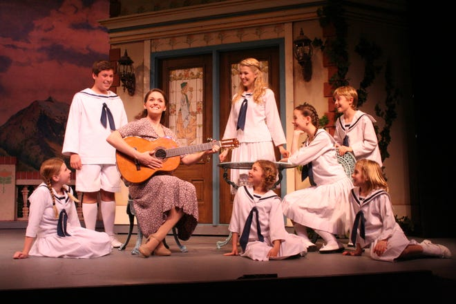 "Broadway Palm has canceled ""The Sound of Music.""  Pictured is the dinner theater's 2013 production of the beloved musical."