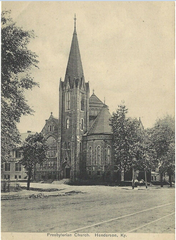A four-alarm fire destroyed the First Presbyterian Church at Washington and Main streets on Sept. 5, 1972. The structure had been built in 1893 and the value of its stained glass windows alone was estimated at nearly $250,000. A new church was built on the same site in 1977.