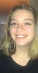 Petal resident Kaileigh Schmidt, 21.