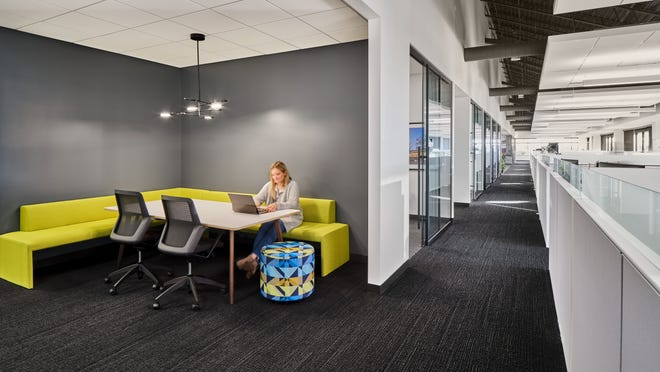 Mortenson Construction's area operations include an office at Honey Creek Corporate Center on Milwaukee's far west side.