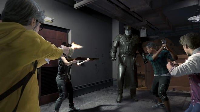 Resident Evil Resistance Review Resistance Is Futile Technobubble
