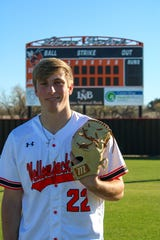 Llano High School pitcher Justin Lange put his small town in the spotlight when he was the 34th overall pick by the San Diego Padres in the first round of the Major League Baseball Draft on Wednesday, June 10, 2020.