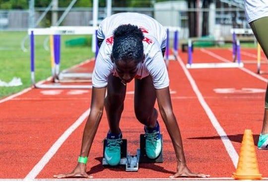 Northwood's Jordan Walker is headed to Southern Arkansas on a track scholarship.
