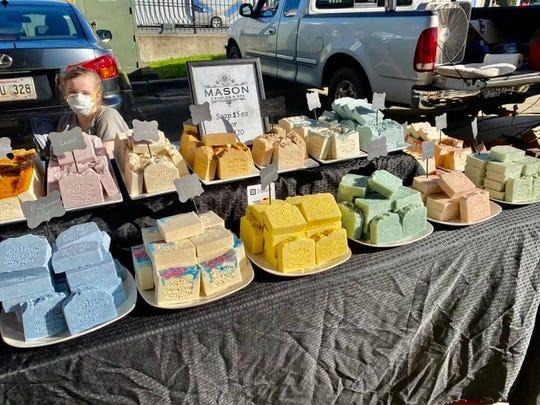 Shreveport Farmers Market is open Saturday.