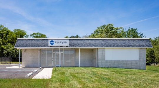 Columbia Care New Jersey opened a medical marijuana dispensary Thursday in this building on North Delsea Drive near Oak Road in Vineland.