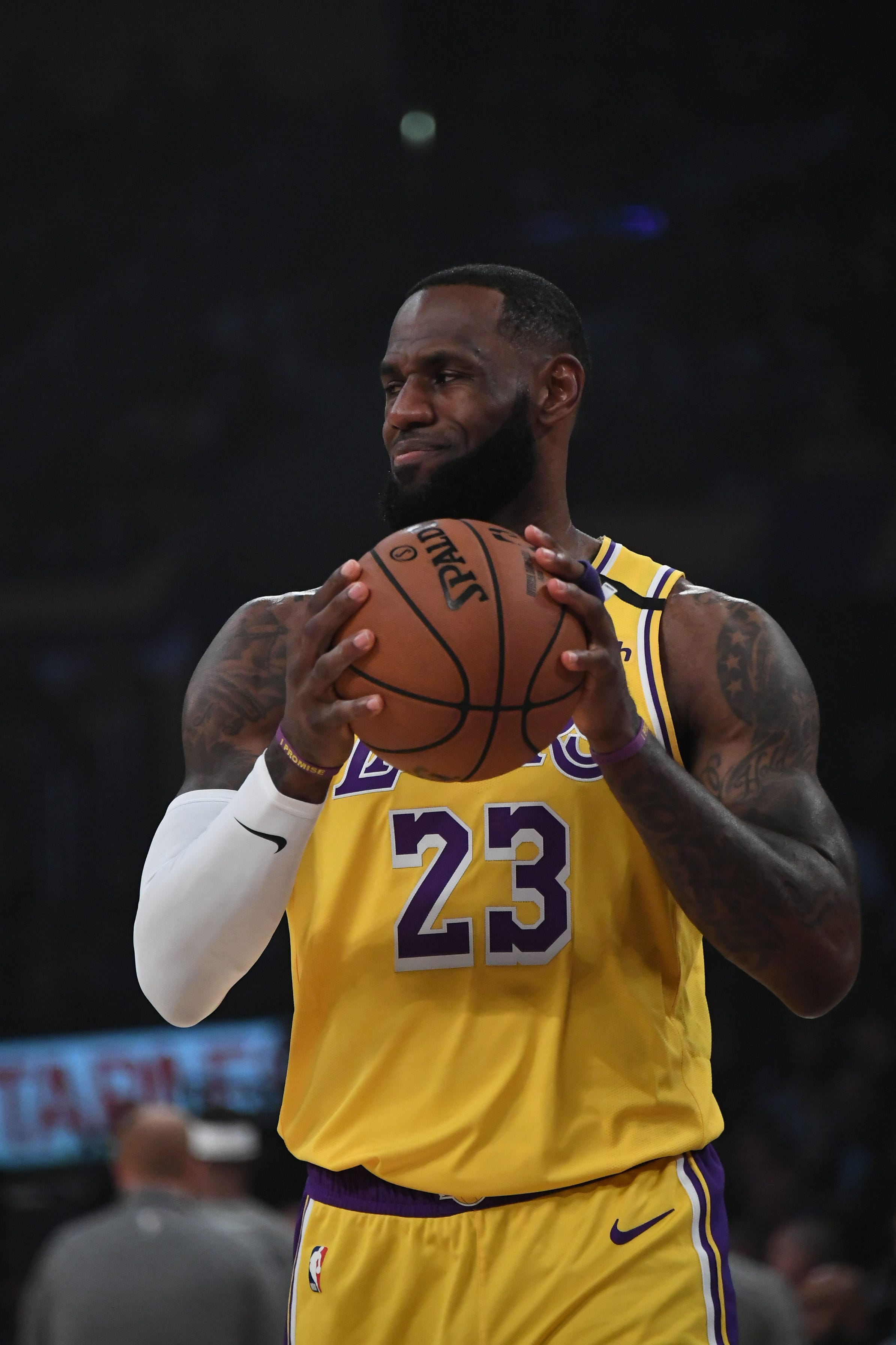 LeBron James and other athletes team up to form More Than A Vote