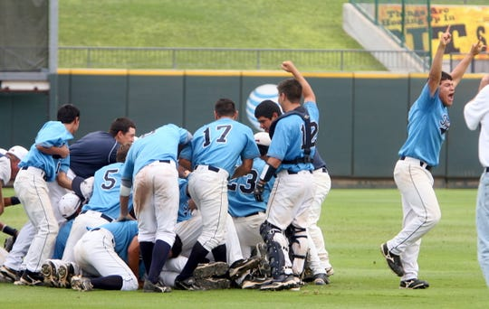 Carroll beat Klein 5-2 to claim its first state title in any sport in 2010.