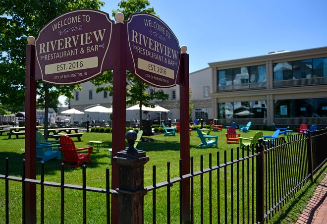 The Riverview Restaurant in Burlington City will be offering outside dining on June 17. Executive Chef Carlo Finazzo will be offering dishes with a Sicilian flair. Friday, June 12, 2020.