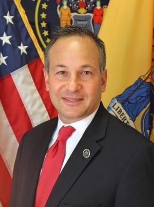 Scott A. Coffina, prosecutor, Burlington County
