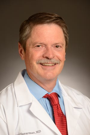 Dr. Paul Spearman, director, Division of Infectious Diseases, Cincinnati Children's Hospital Medical Center.