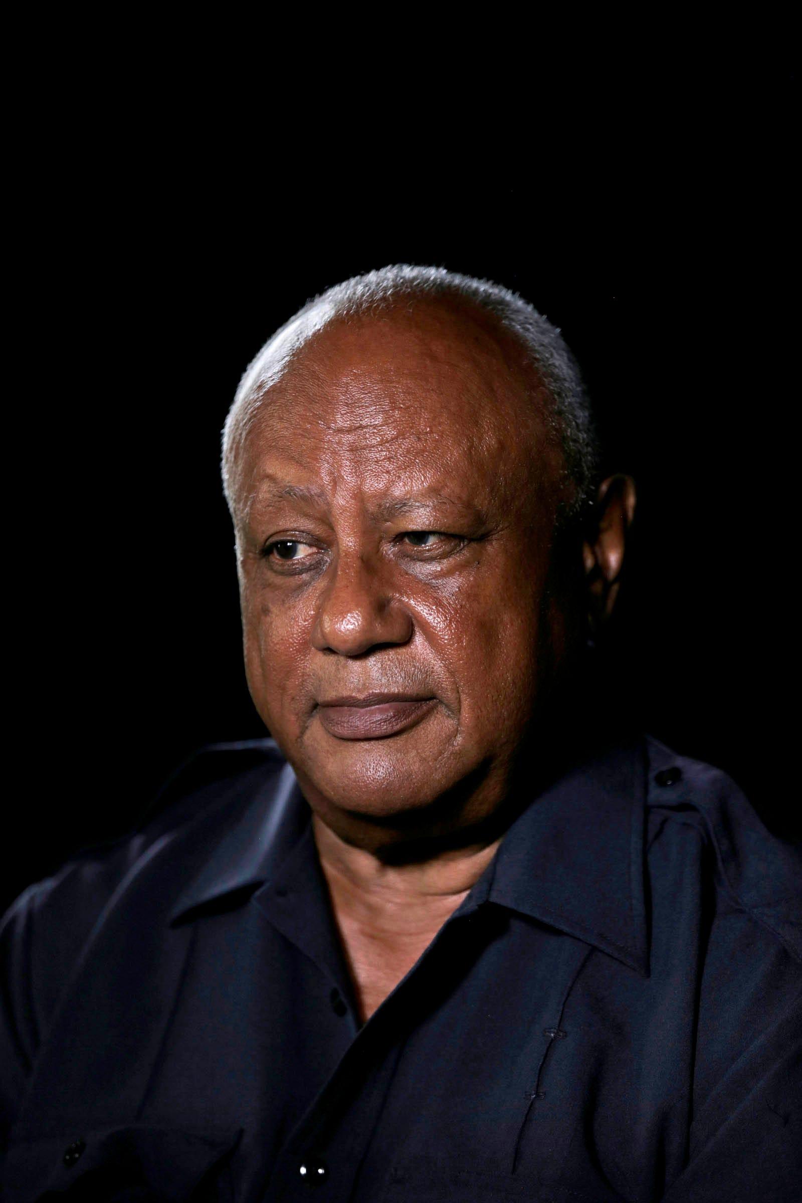Dan Aldridge helped organize the People's Tribunal after the killings at the Algiers Motel in Detroit in 1967.