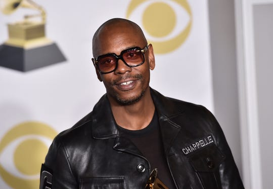 Dave Chappelle celebrated George Floyd's life and ripped the media for the way it handled his death in a surprise Netflix special.