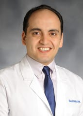Dr. Faisal Musa, MD, section chief of Medical Oncology at Beaumont Dearborn