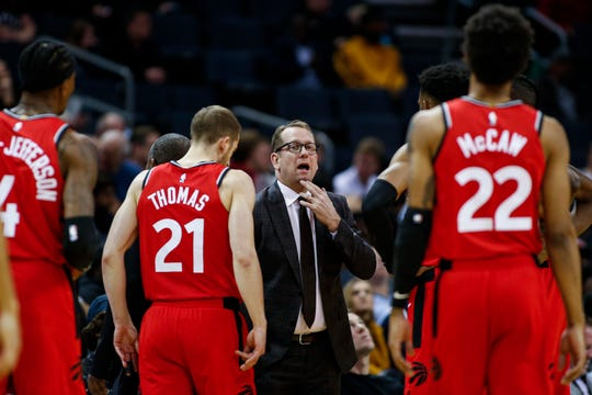 The Raptors have an NBA championship to defend, a very long stay at the Disney complex awaiting them and plenty of unanswered questions on how the restart of the season will work.