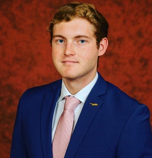 Griffin Leckie is a rising junior serving as the Chair of the SGA Senate Judiciary Committee and has been in SGA since the Fall of 2018.