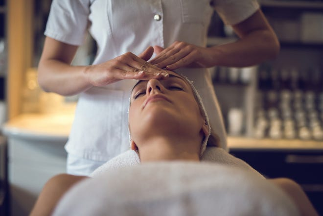 Facials are one of the easiest ways to improve the tone of skin.