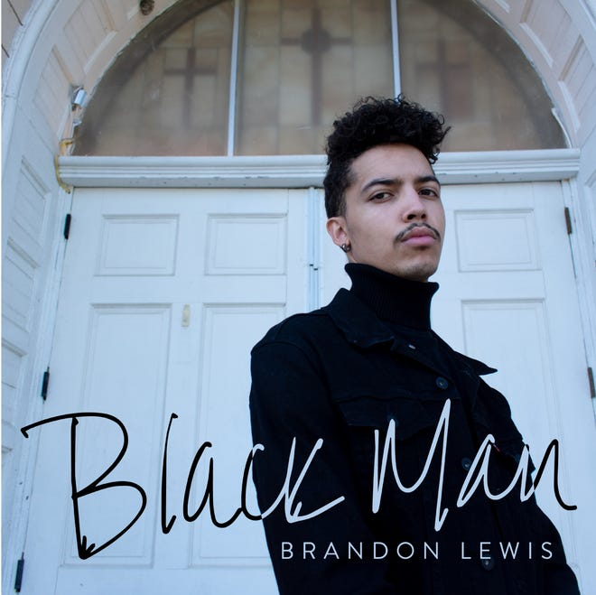 """""""Black Man"""" is the latest single from MIME artist Brandon Lewis."""