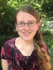 Kendra Aumann-Weyenberg won $10,000 from Google as part of a women in technology scholarship.