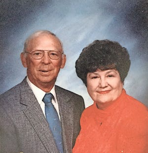 Terry and Sharon (Peters) Hammers Anniversary
