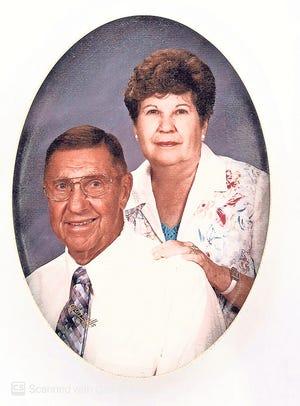 Richard & Adda Mae Boyd 70th Anniversary