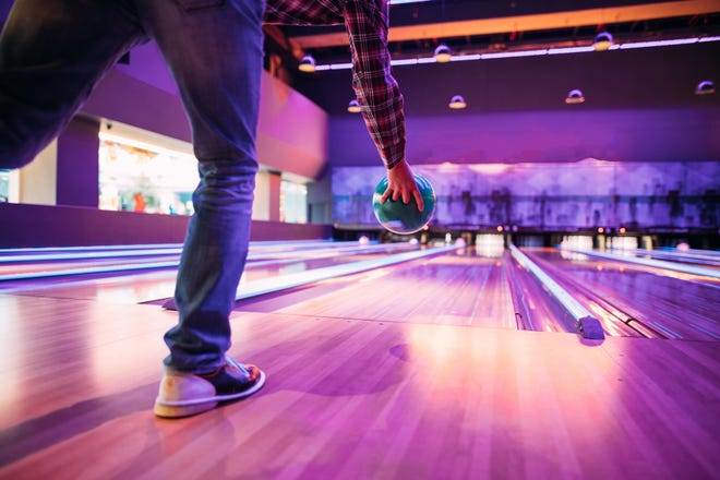 Take dad bowling on Father's Day.