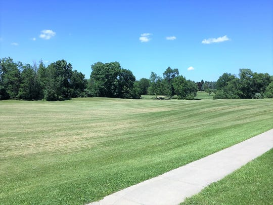 This nine-acre plot of Plymouth Township-owned property may be transformed into a passive park.