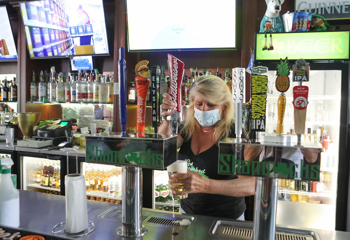 In CA: 'People don't social distance well after a couple drinks': More bars shut down thumbnail