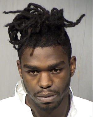 22-year-old Darryl Haynes was arrested on suspicion of shooting a woman in Phoenix, June 11, 2020.