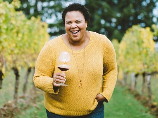 Dirty Radish Travel Company owner Chevonne Ball, pictured at L'Angolo Estate in Newberg, offersconsulting, custom tastings andprivate tours in the Willamette Valley and France.