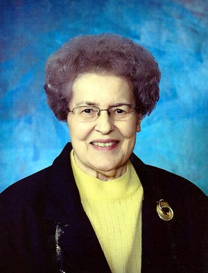 Sister Catherine Fiegen