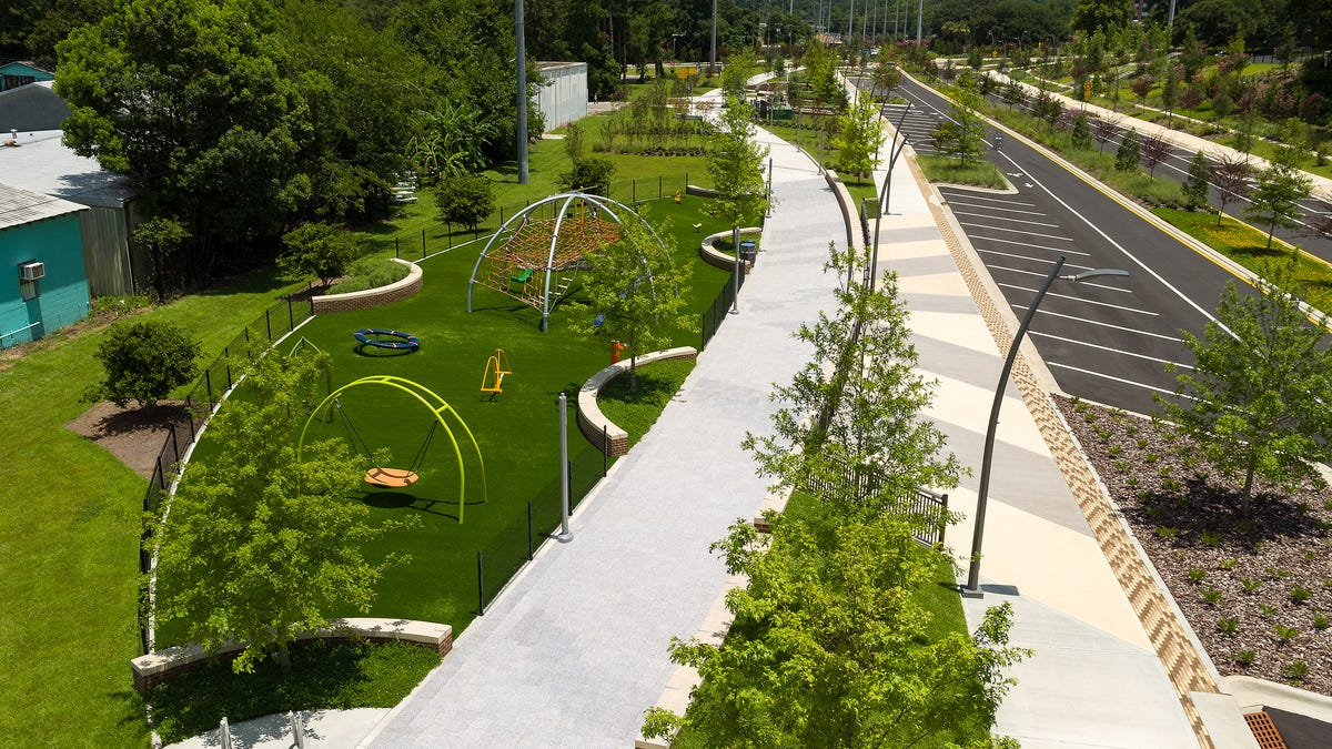 Blueprint For Green City Expands Trail System