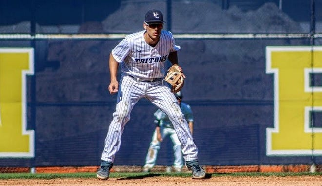 Newbury Park High graduate Shay Whitcomb starred at shortstop for UC San Diego. He was drafted by the Houston Astros on Thursday night.