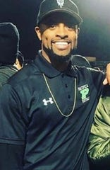 Marcus Alford, who starred at Rio Mesa High, is the defensive backs coach and co-defensive coordinator for Pacifica High.