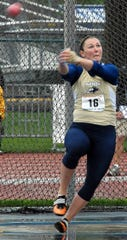 University of Akron senior Stevi Large shattered her own school and Mid-American Conference record twice in the hammer to win the 2009 NCAA Outdoor Track & Field Championship with a throw of 223-4, held at the University of Arkansas.