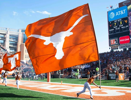 The University of Texas has been asked by athletes to make sweeping changes.