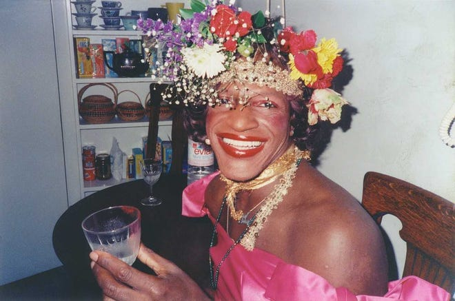 Marsha P. Johnson was a New York City drag queen who helped usher in the modern LGBQT civil rights movement.
