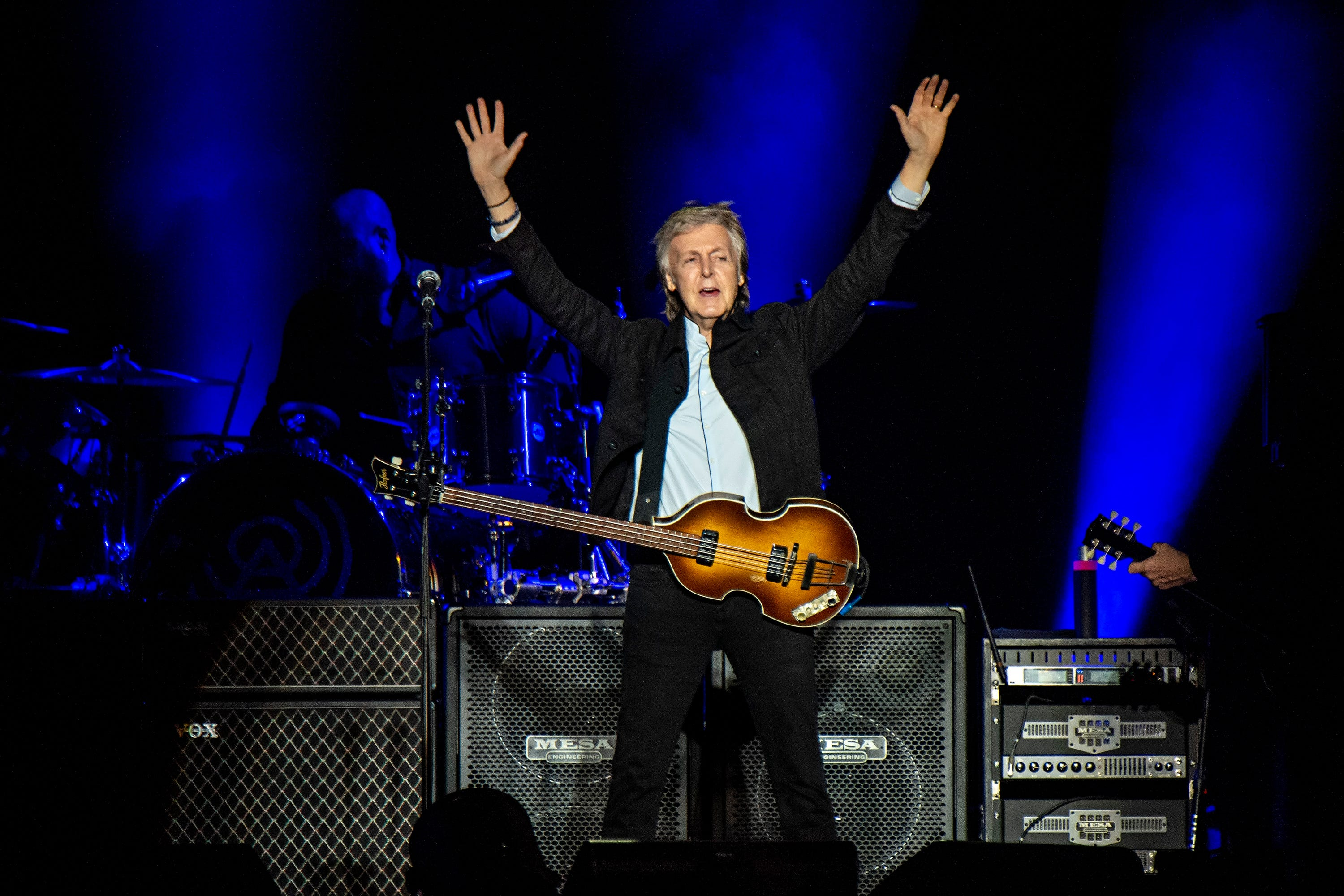 Paul McCartney  almost blamed myself  for Beatles breakup, says he sued band to save its music