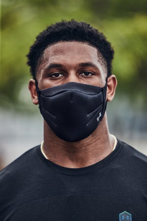 The $30 masks are intended to be more comfortable and breathable than a typical face covering.