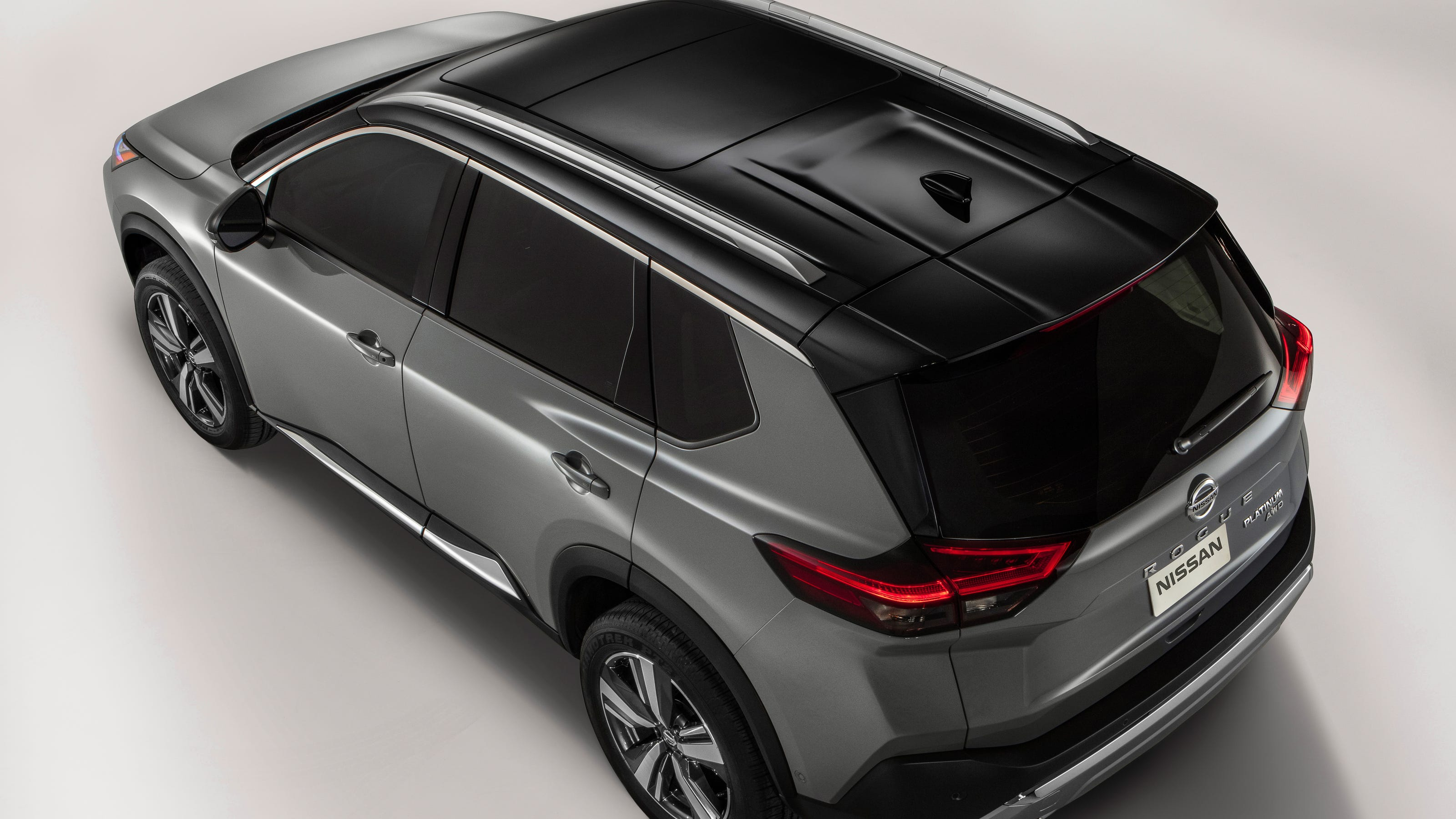 rogue nissan suv redesigned cars
