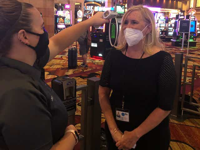 Hotel safety during COVID-19: What we learned at 3 Las Vegas hotels