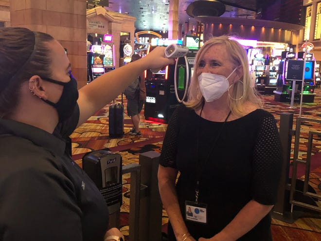 Hotel Safety During Covid 19 What We Learned At 3 Las Vegas Hotels