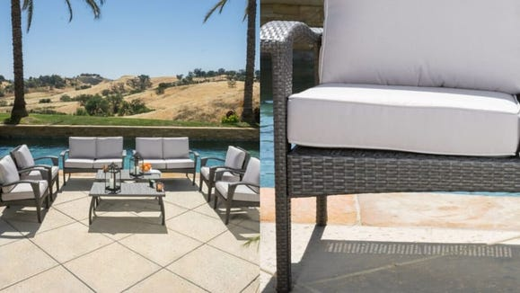 Nothing will help you feel confident in welcoming guests to your yard once more than a handy patio set.