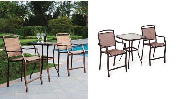 Por Outdoor Furniture Sets