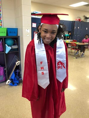Fairfield student Franquie Johnson died unexpectedly Friday. It was the second death for the school in three days as graduate Antaun Hill Jr. was shot and killed Wednesday June 11.