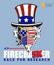 2020 Firecracker 5K logo